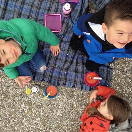 ham harbour caithness outdoor adventure picnic