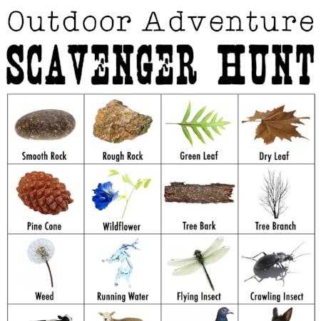 A4 free printout train trip caithness outdoor adventure scavenger hunt