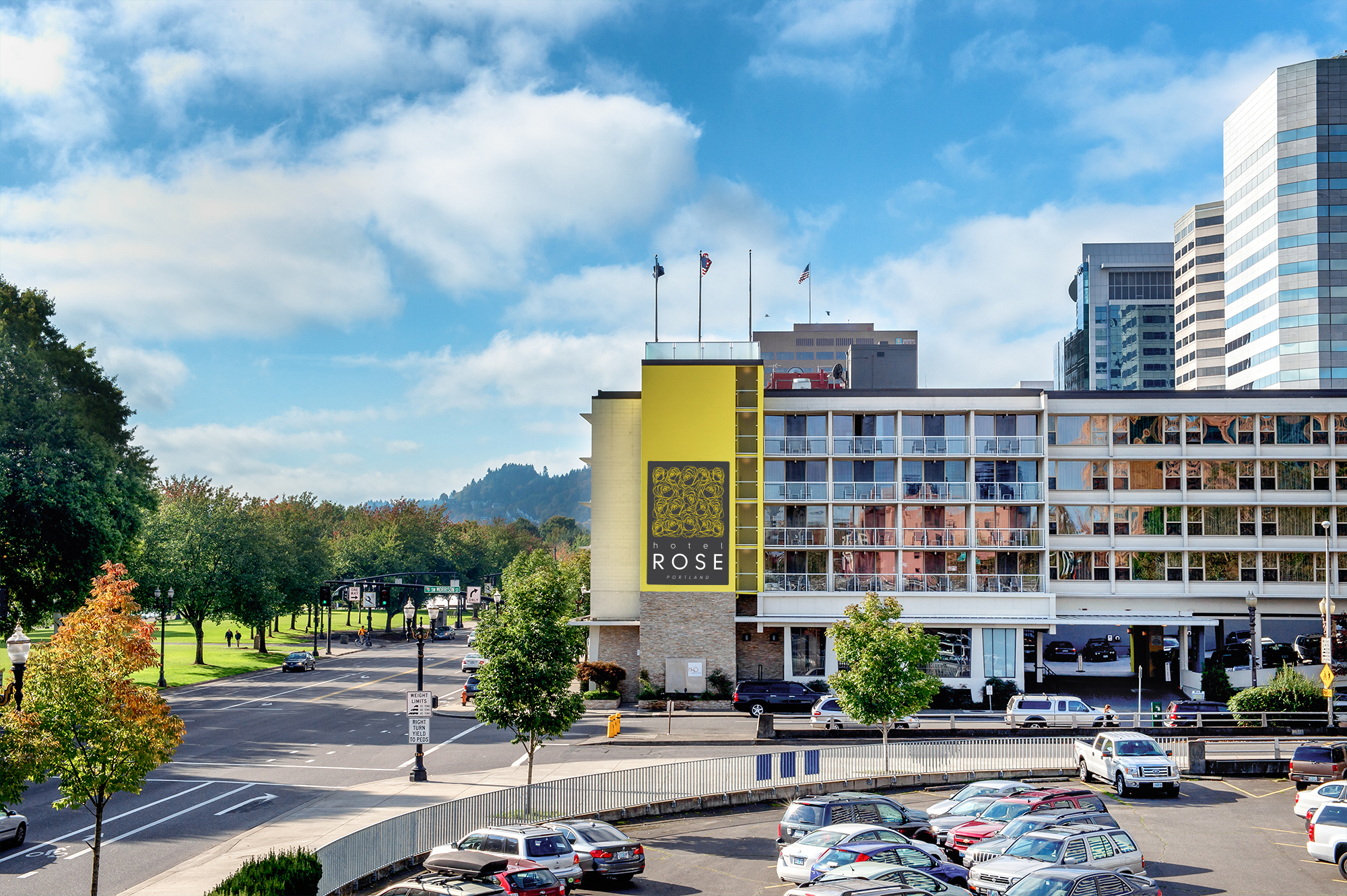 Hotel Rose - Portland, OR