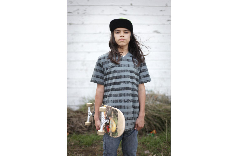 Julian, 13  Suisun City, Calif.