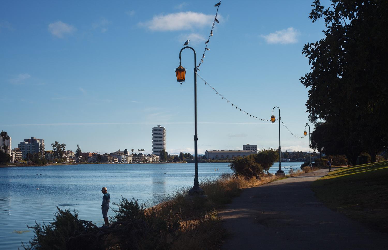Lake Merritt in Oakland, Calif.