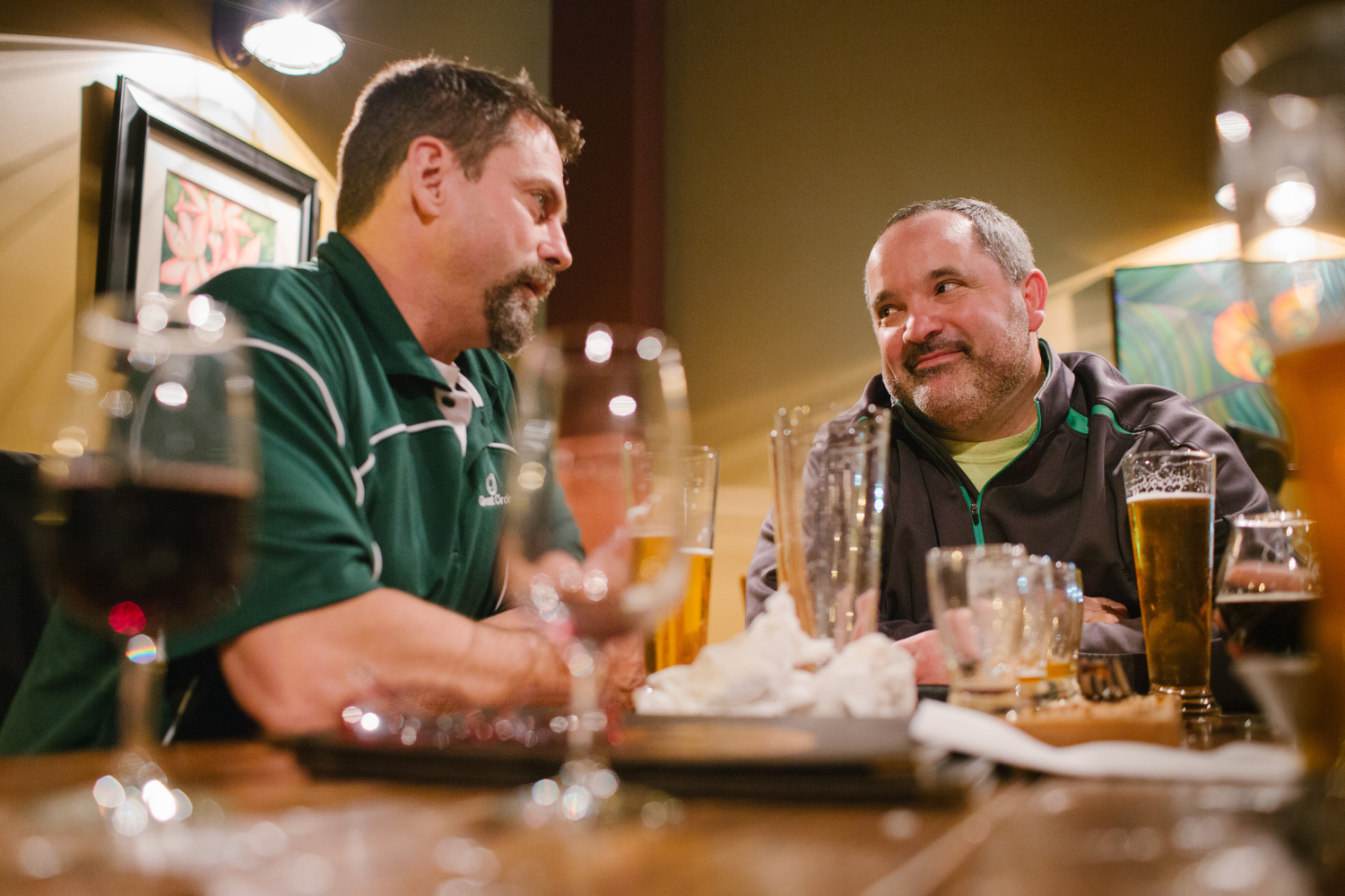 Grand opening of the Public House Brewing Company in St. James, Mo. on Feb. 6, 2015. (Photos by Brad Zweerink)