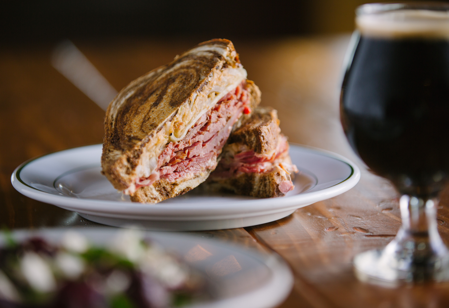Food photographed for Public House Brewing Company on July 14, 2015 in St. James, Mo. Photos by Brad Zweerink