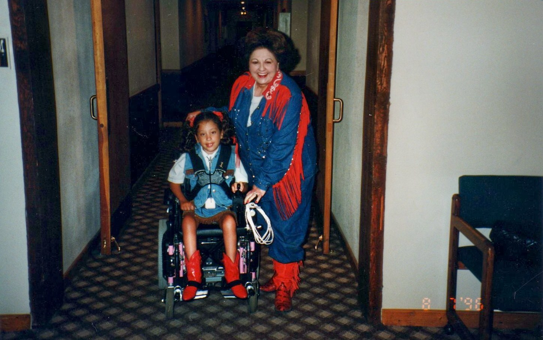 1996 Gaither Homecoming Kids Go West Vestal Goodman.jpg