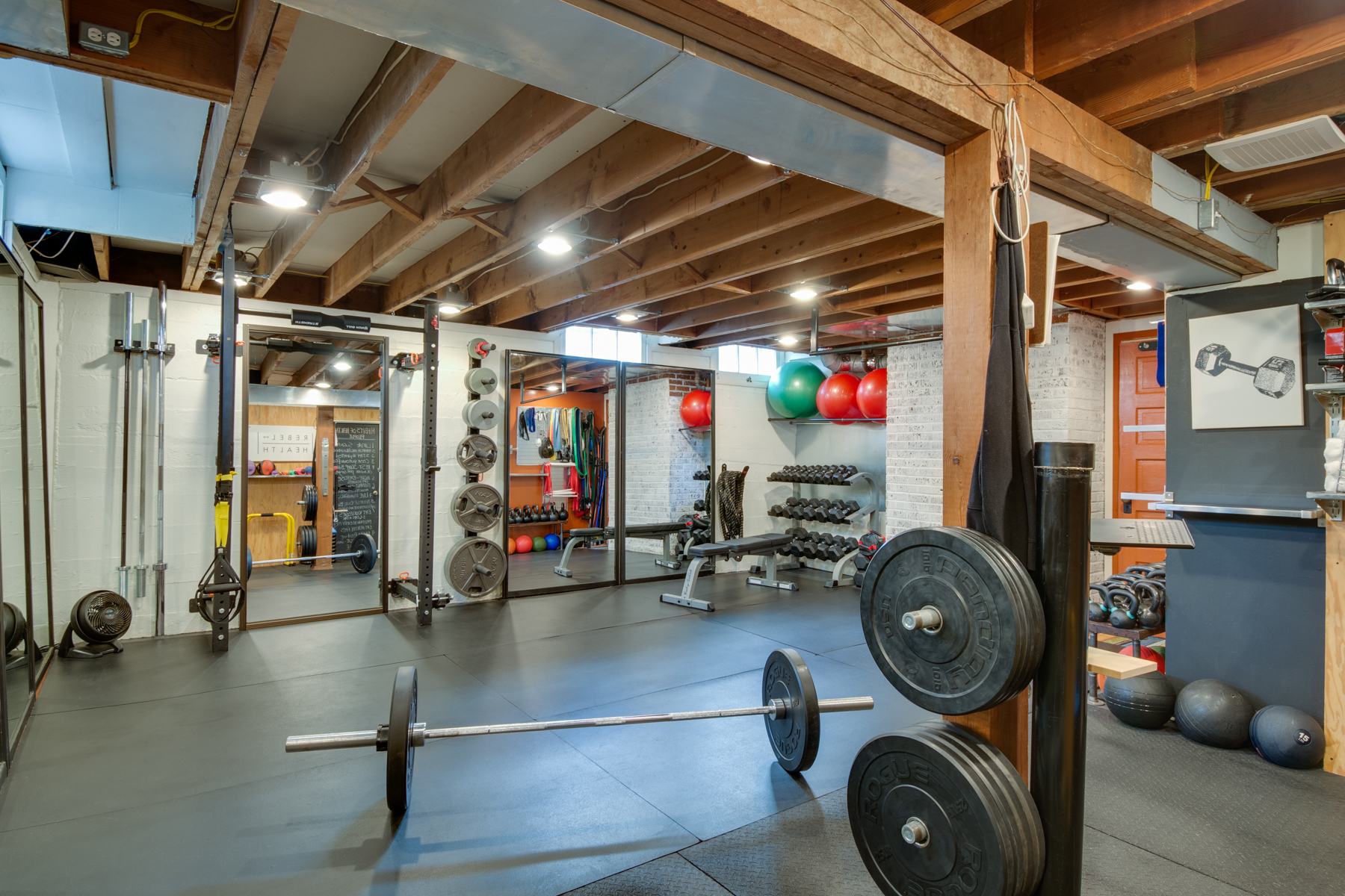 Rebel- Health-NW-Training-Space