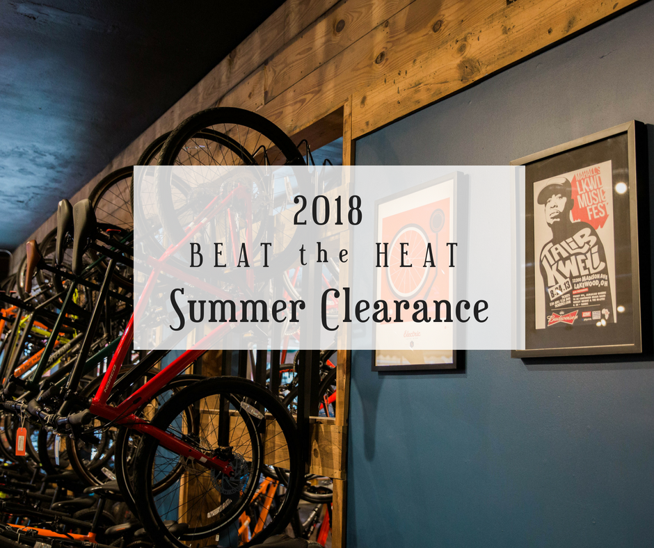 2018 Beat Cycles Beat the Heat Summer Clearance
