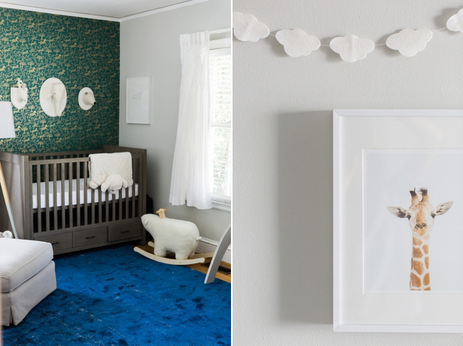 Baby Boy Nursery Ideas Kathryn McCrary Photography