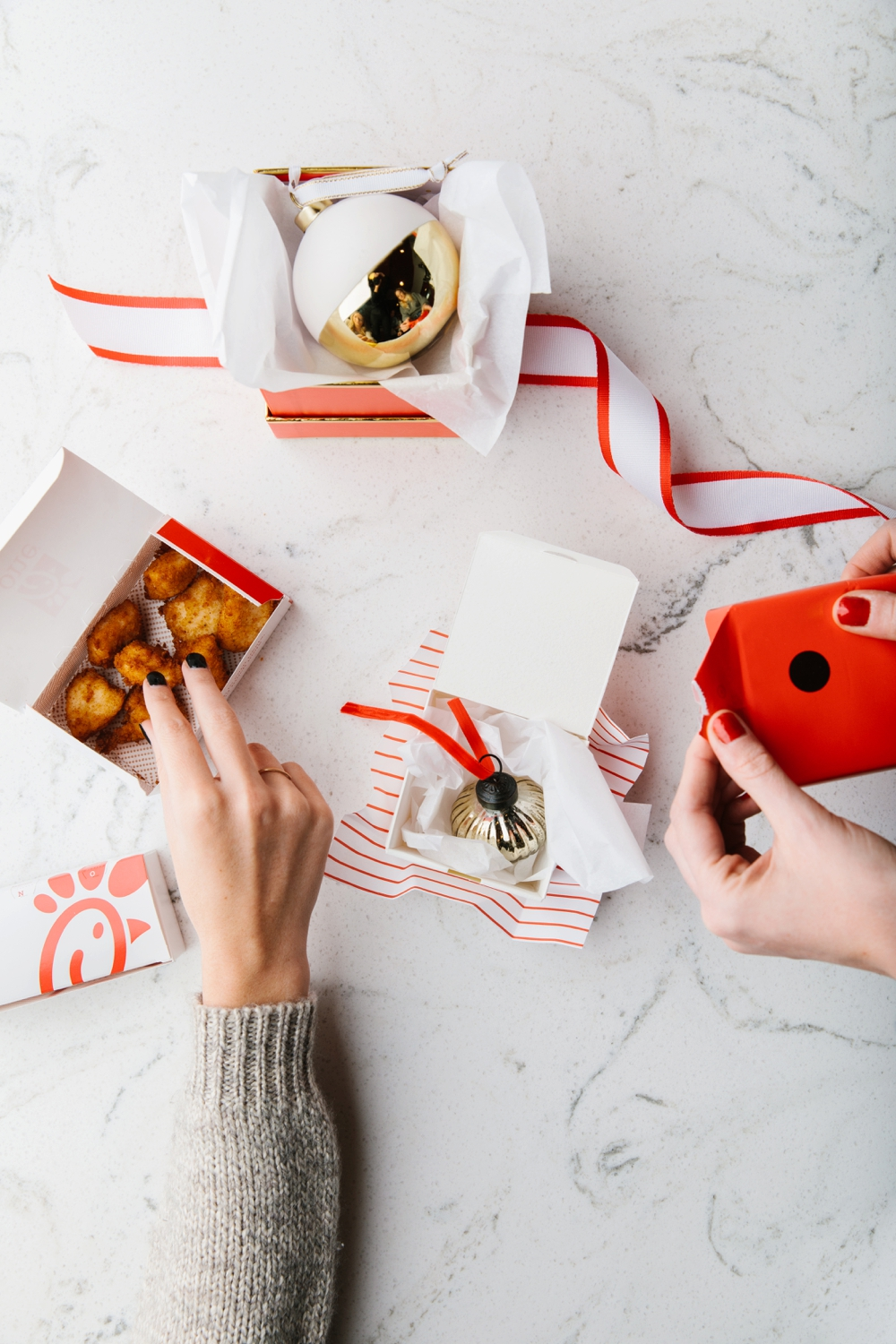 Chick-fil-A - Holiday Social Campaign