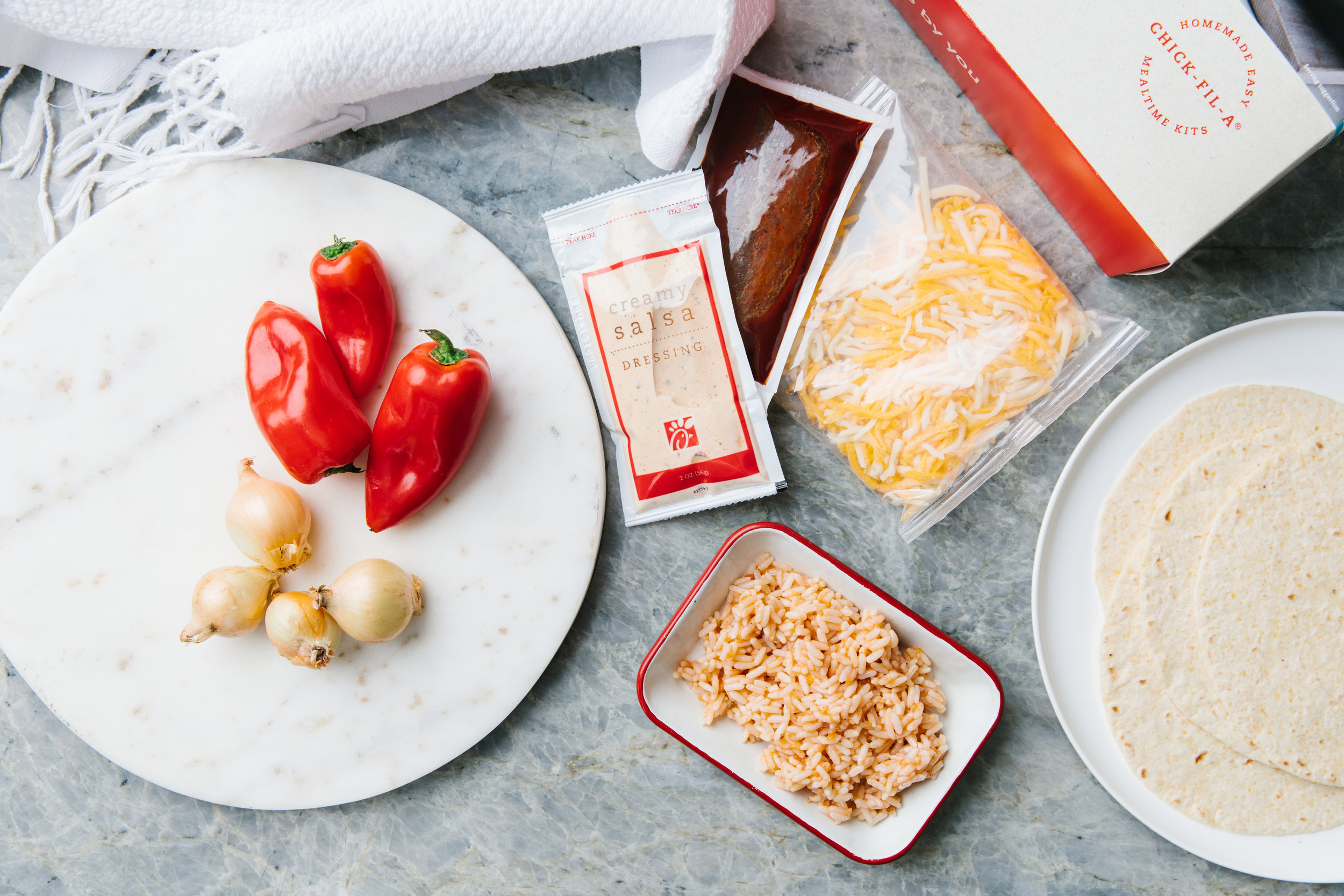 Chick-fil-A Mealtime Kits - =Social Media
