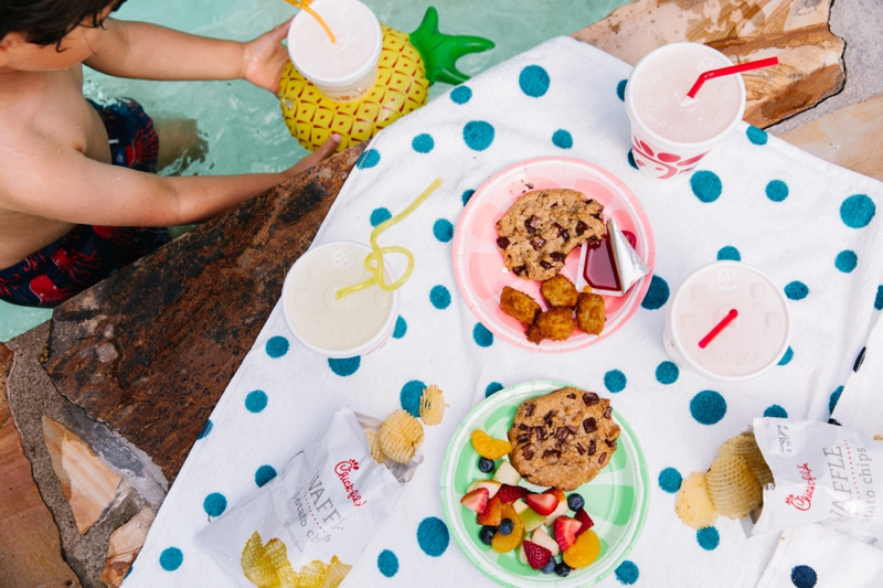 Chick-fil-A - Summer Pool Party
