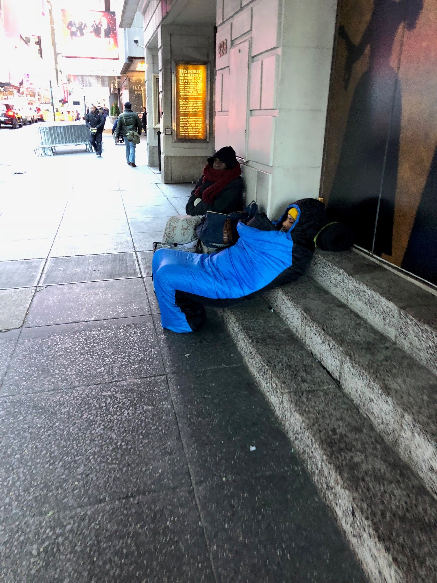 A DONATION OF $25 WILL BUY 1 NEW SLEEPING BAG. - Your donation is tax deductible. Click here to donate!!100% of donations will be used to purchase sleeping bags that can help to protect individuals from below-freezing temperatures, making living and sleeping outside just a little more bearable.