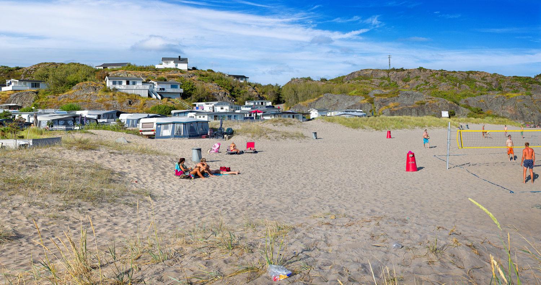Campingplassen Oddane Sand