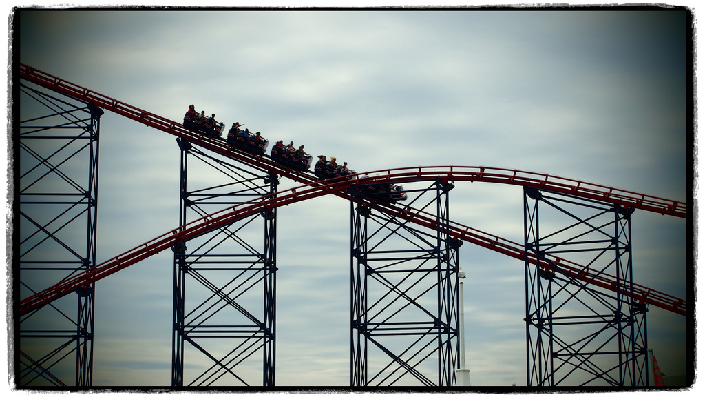 The Big One, Blackpool