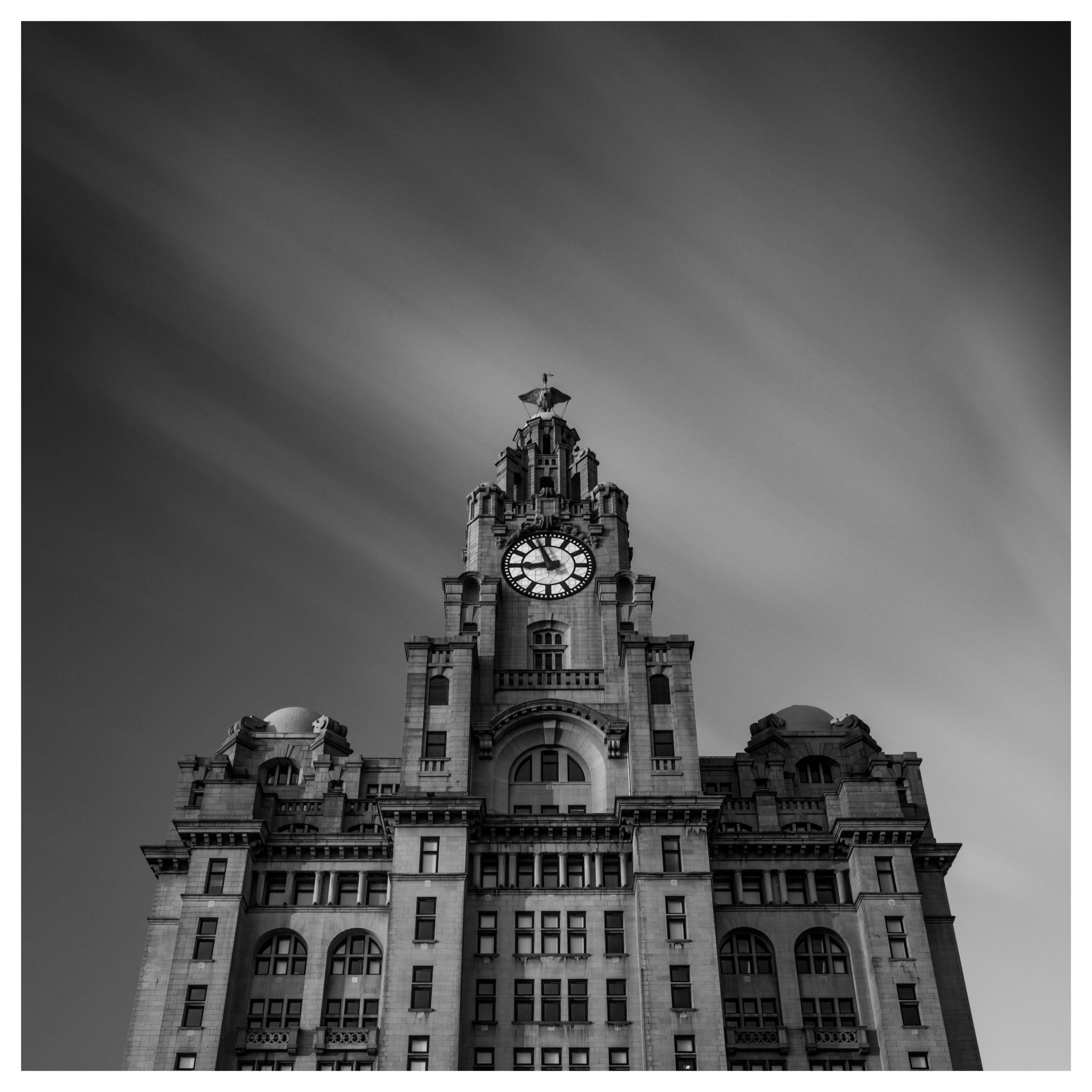 Royal Liver Building, Pier Head