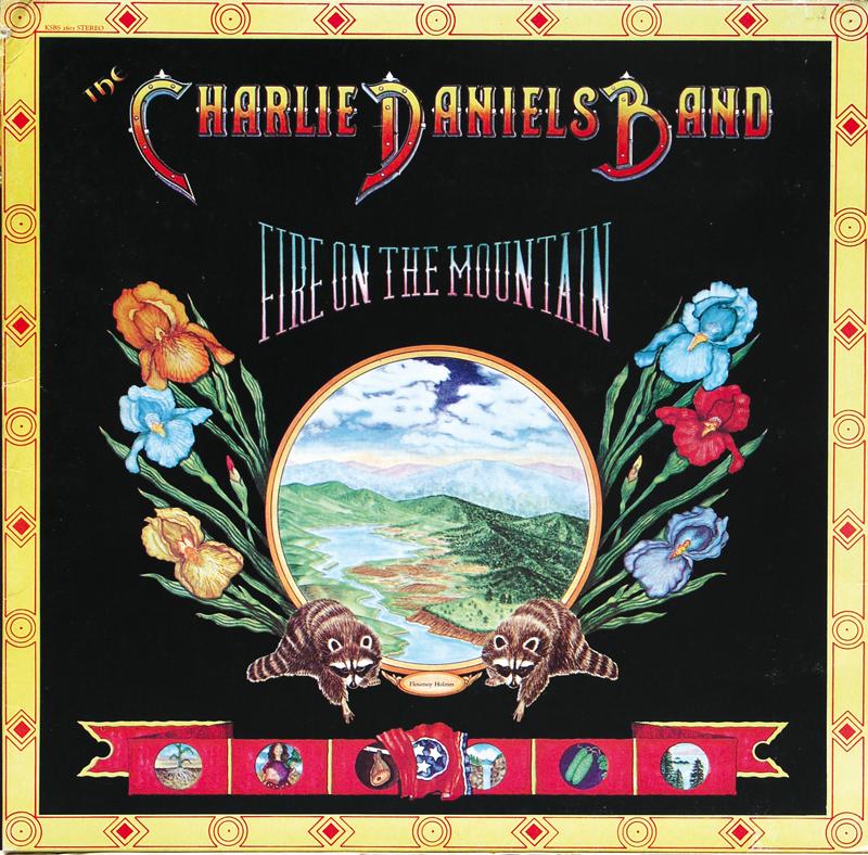 Charlie Daniels Band cover 1974