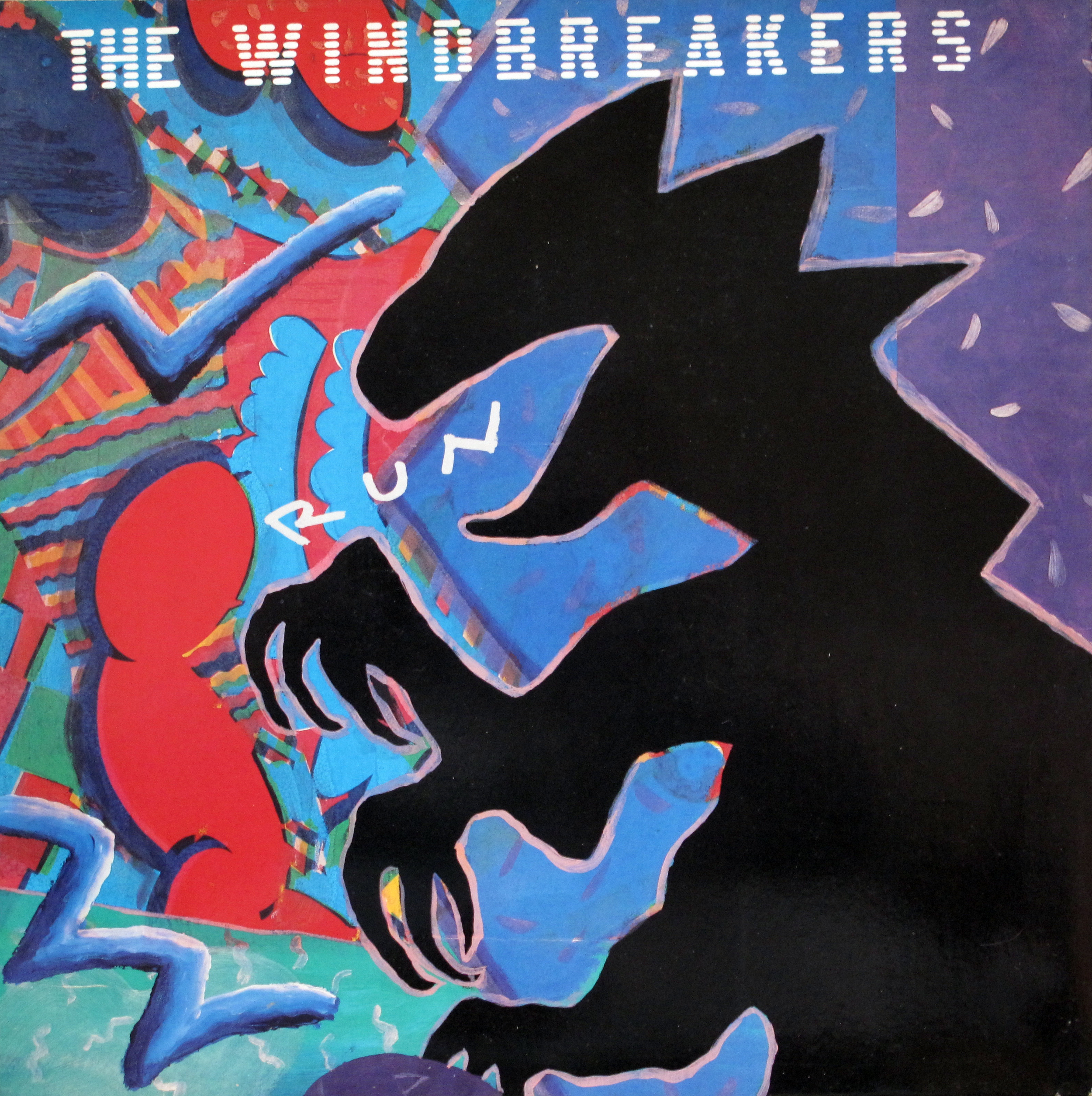 Windbreakers cover 1986