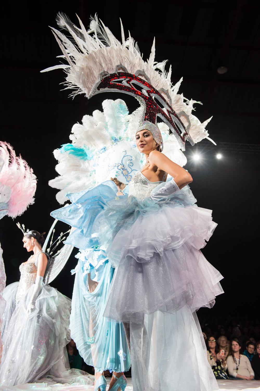FIDM DEBUT Fashion Show- Theater Costume Design  Photo: John Koller