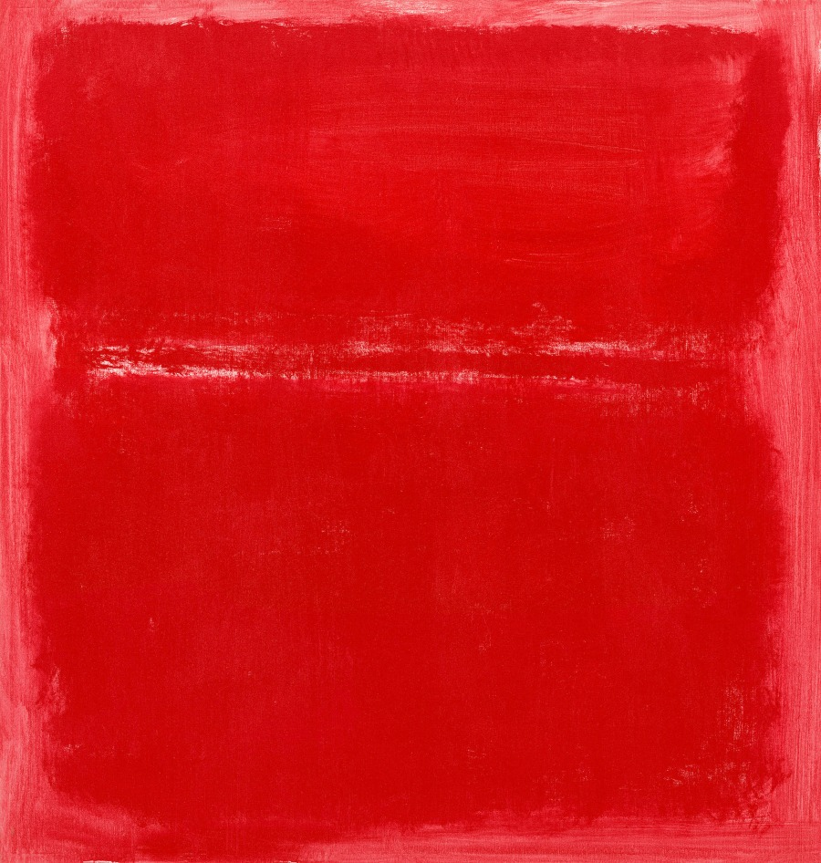 Mark Rothko, Untitled 1970.