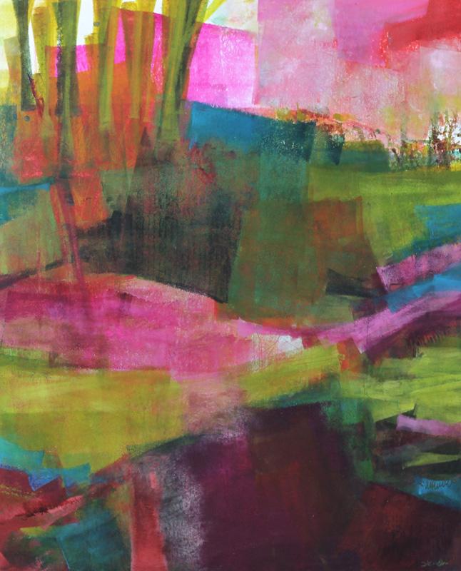 And Suddenly She Found Herself Grateful (16 x 20) Koyman Galleries - Ottawa