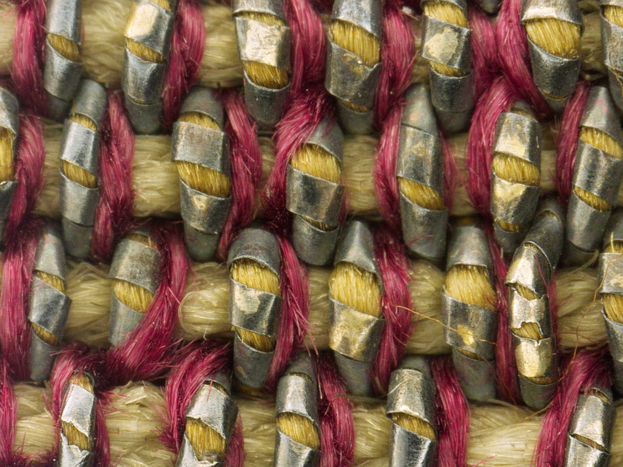 Art Under the Microscope: Threads.  The Getty, 2016