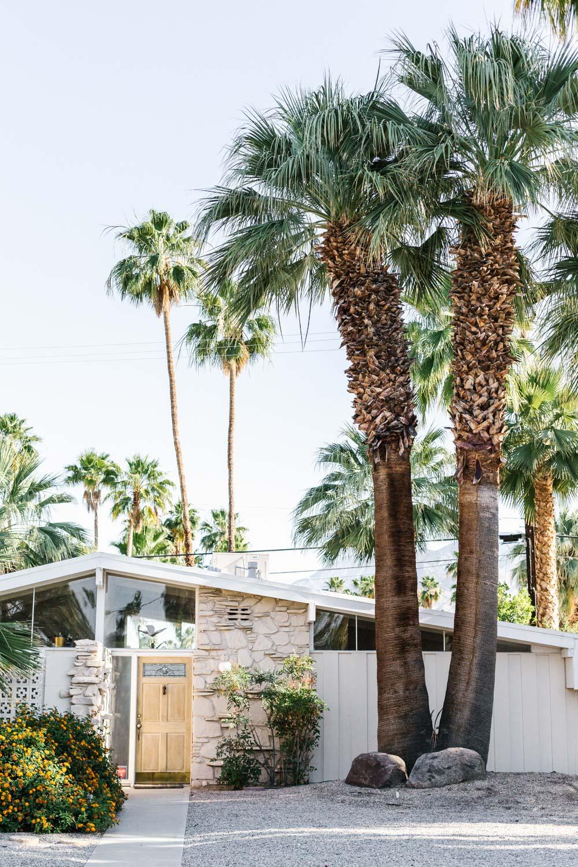 Marnie Hawson Melbourne  travel photographer, Palm Springs mid century homes