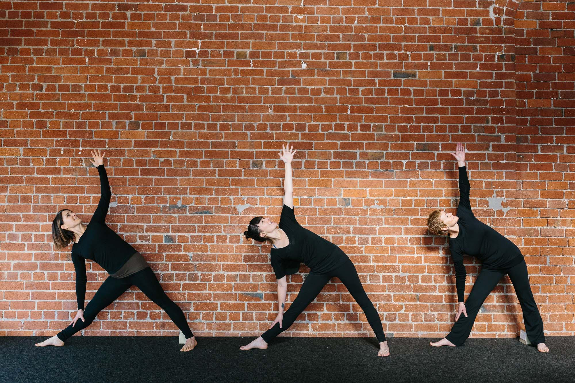 Marnie Hawson for Illuminate Yoga Studio