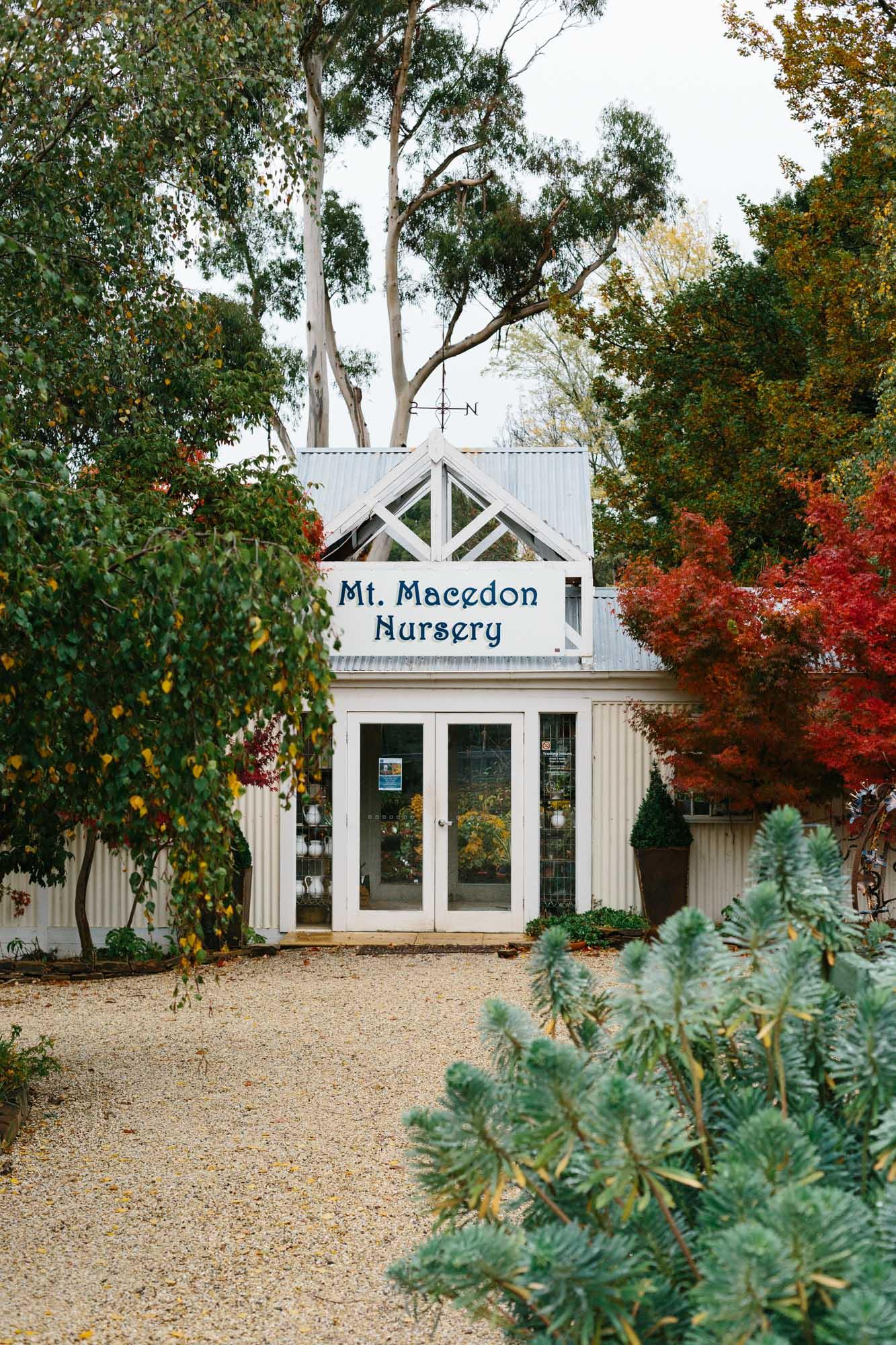 Marnie Hawson for Daylesford & Macedon Ranges Tourism Board, Autumn 2015