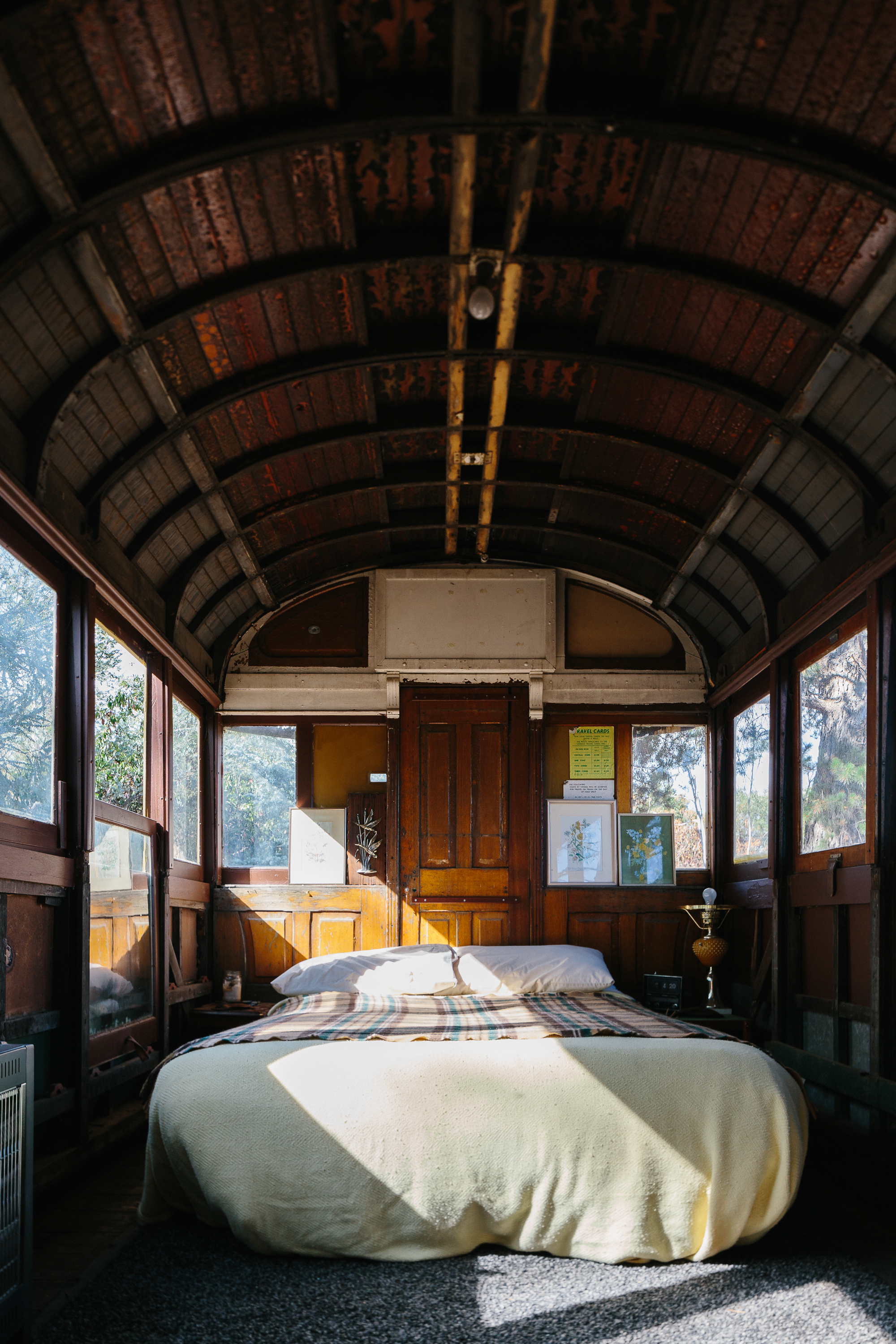 Melbourne interior photographer Marnie Hawson, The Shack, Lauriston for Airbnb