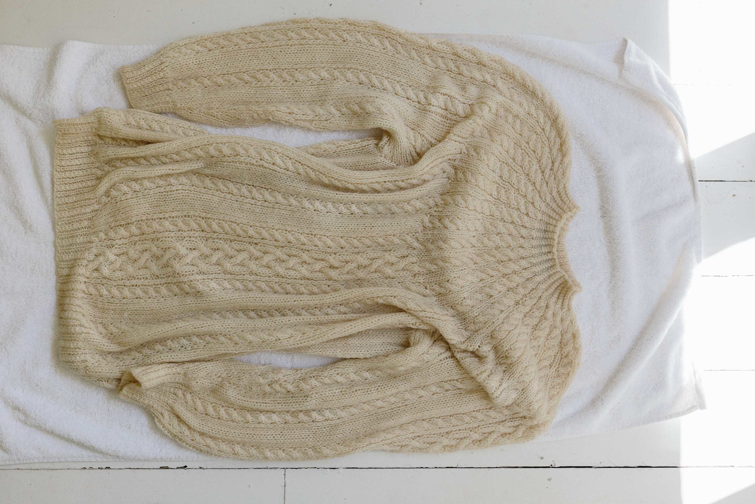 How to wash woollens