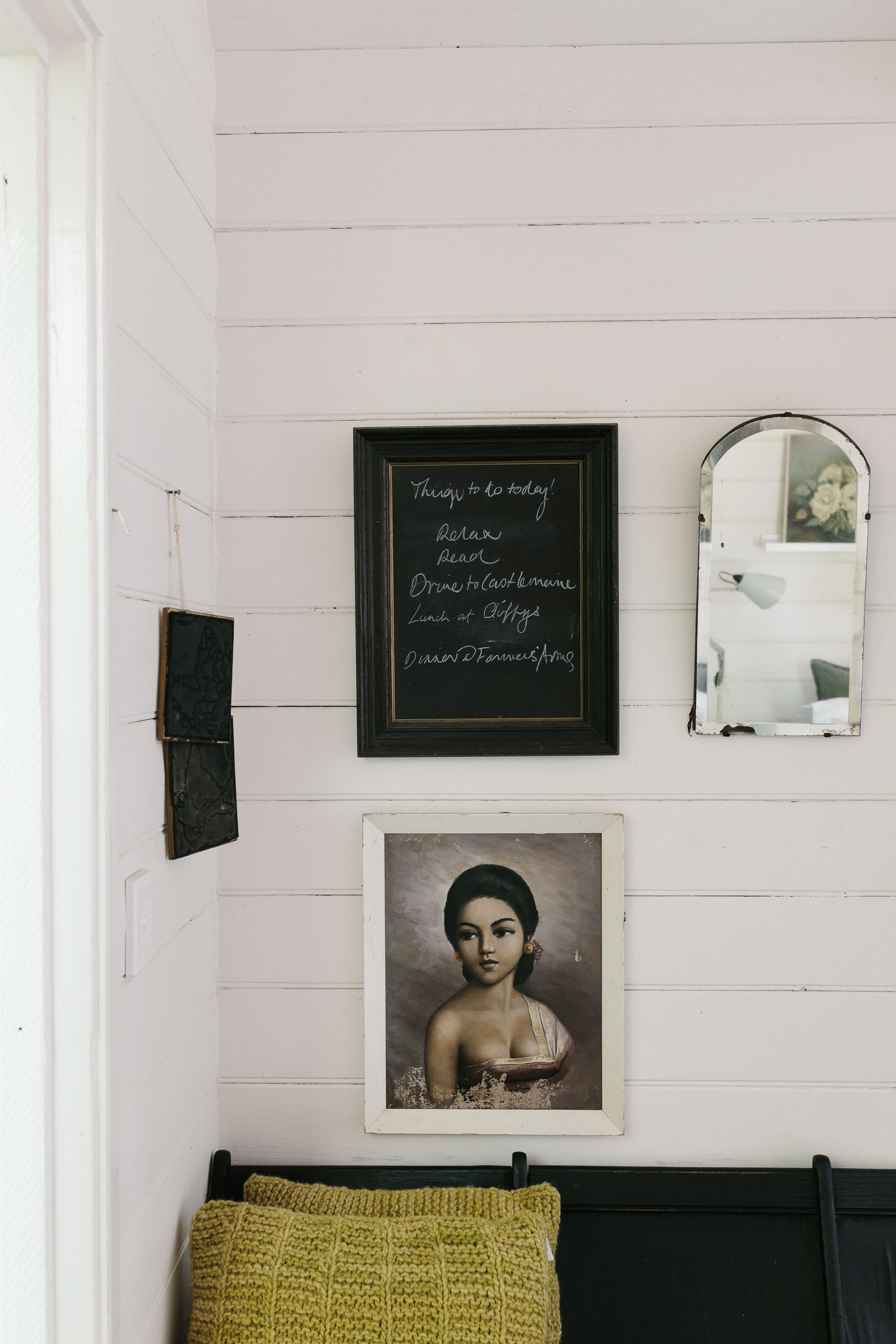 Melbourne interior photographer, Marnie Hawson, for The White House Daylesford