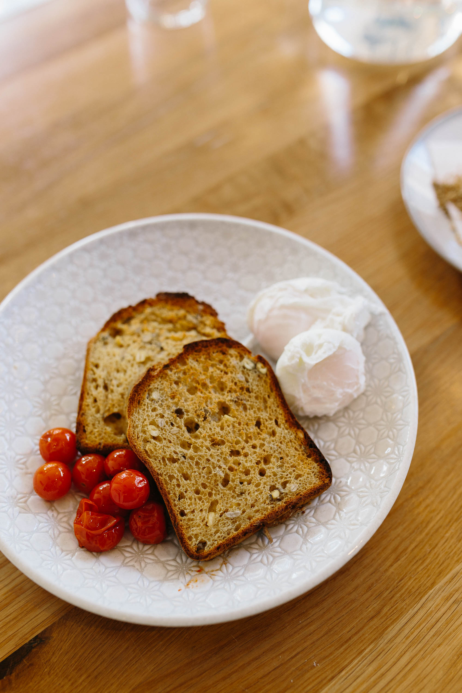 Healthy eating breakfast, Serotonin Eatery