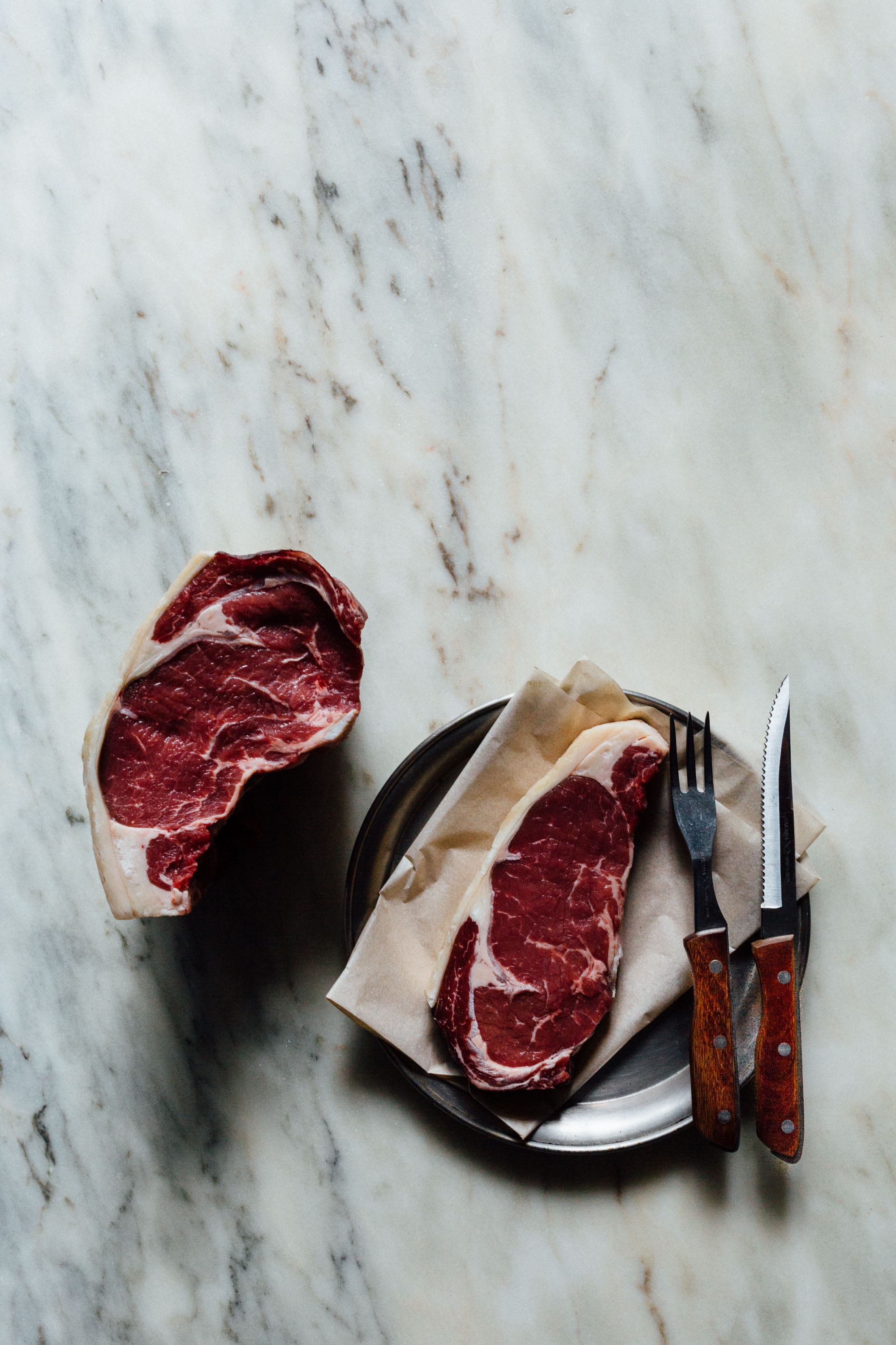 Marnie Hawson, Melbourne food photographer, for The Organic Meat Specialist