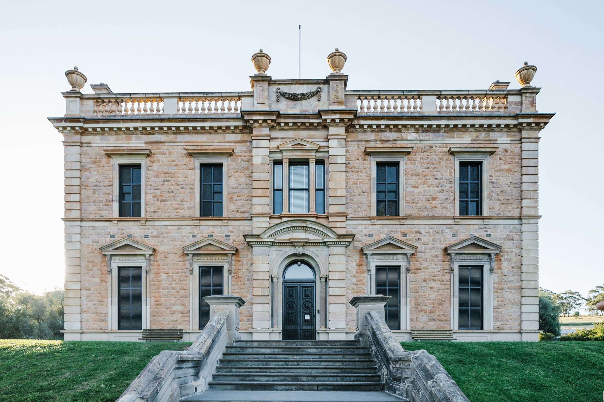 Martindale Hall , Mintaro South Australia for  The National Trust . Photography: Marnie Hawson