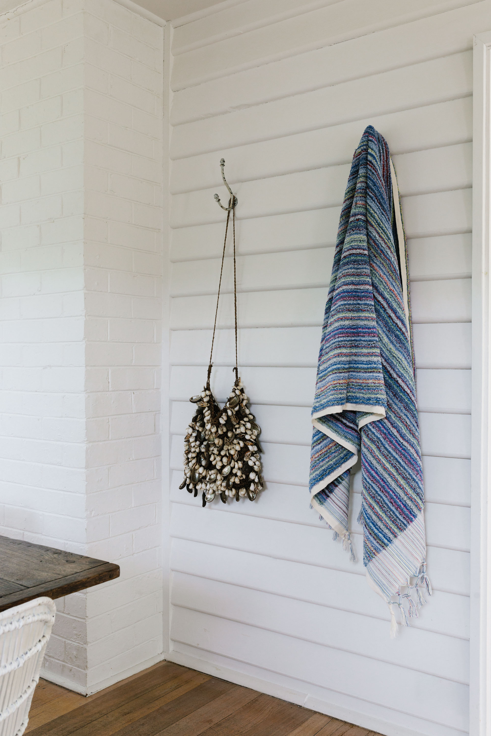 Marnie Hawson for Loom Towels - limited edition hand-loomed bath and beach towels using traditional craftsmanship and the highest quality GOTS certified organic cotton and dyes