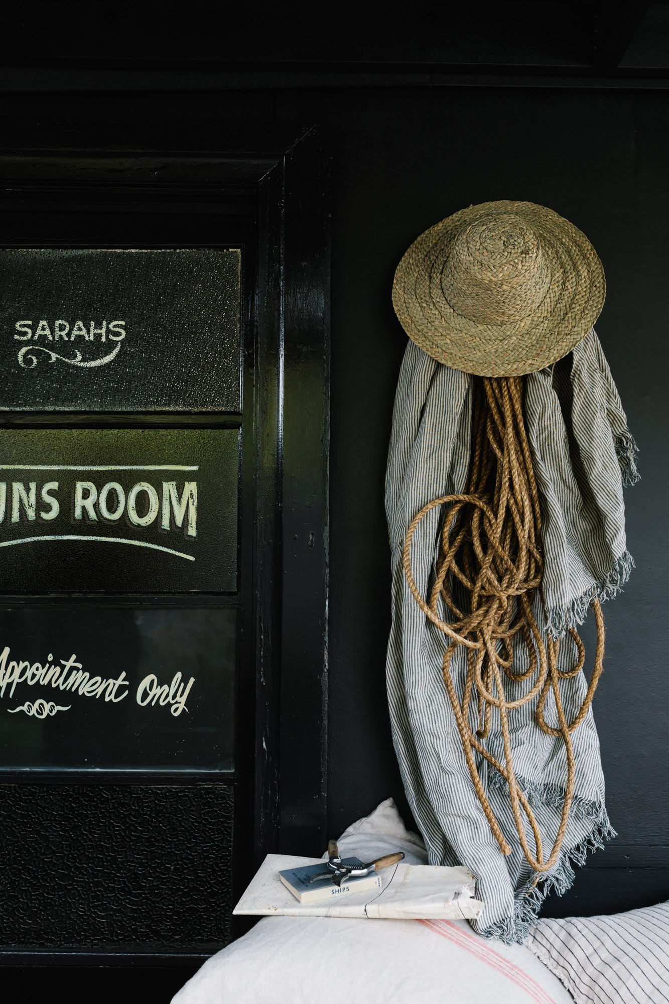 Marnie Hawson, Melbourne interior photographer for The Nun's Room, Geraldton WA and Real Living magazine