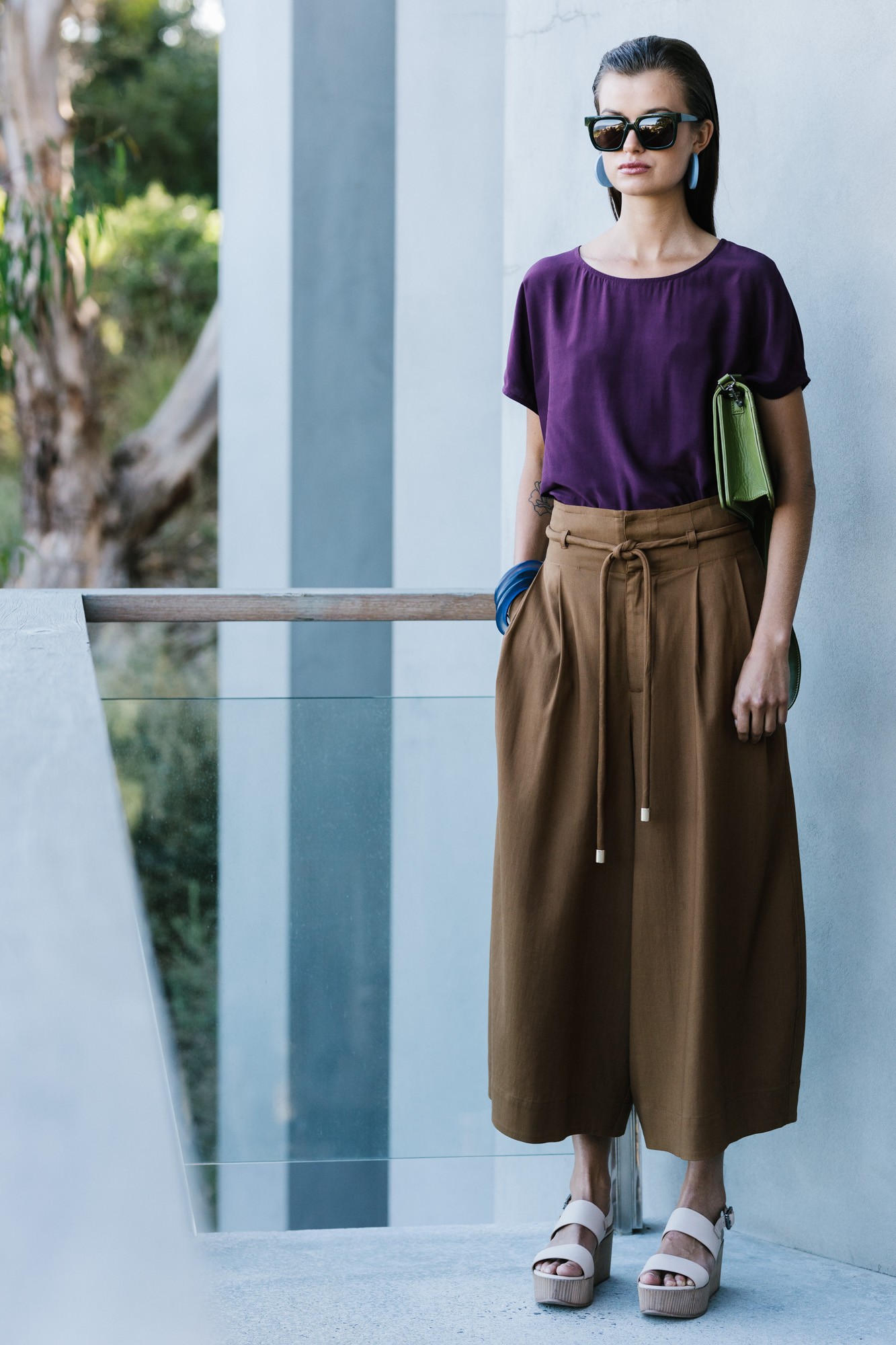 Marnie Hawson, Melbourne fashion photographer, for ELK the Label - Summer 18-19 campaign