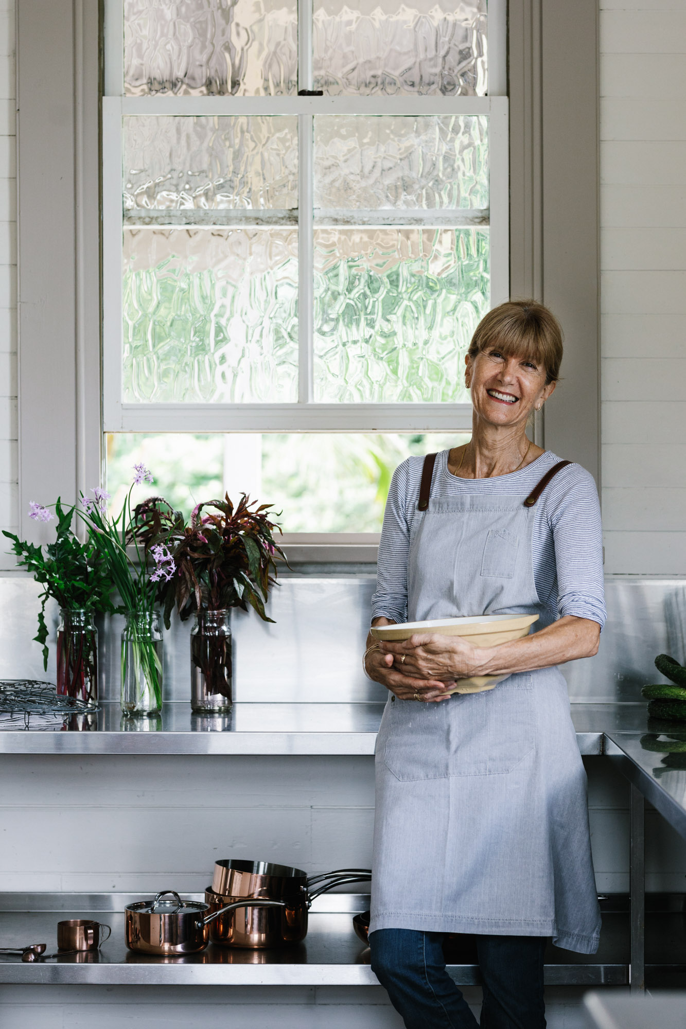 Marnie Hawson, Melbourne ethical photographer for Country Style magazine and Belinda Jeffery
