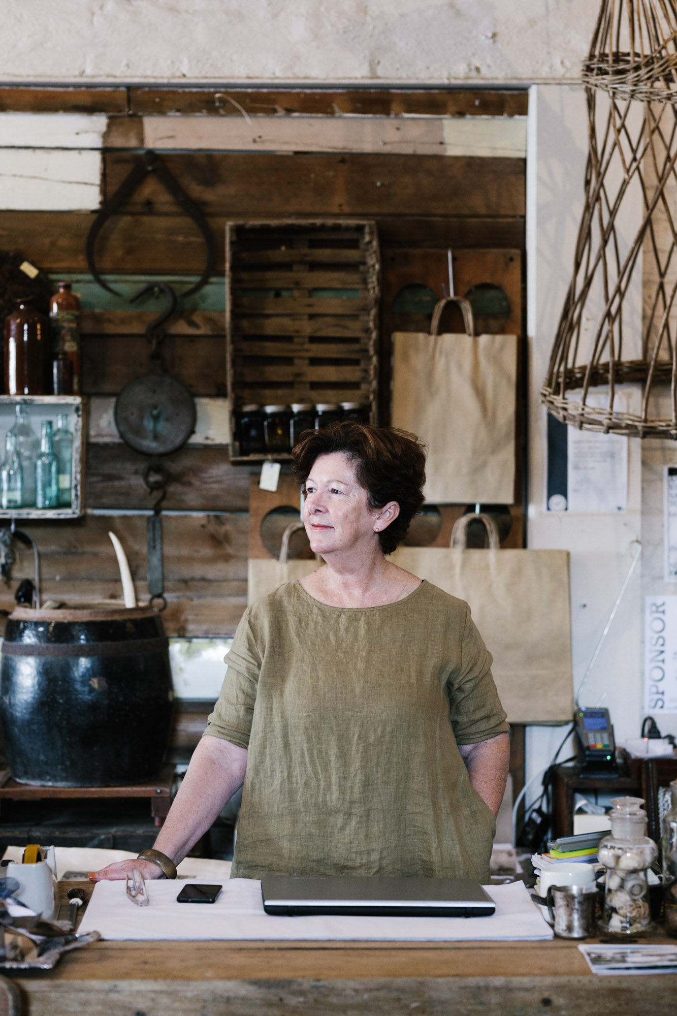 Marnie Hawson, Melbourne lifestyle photographer for Country Style and Kyneton travel story- Red Cart Vintage