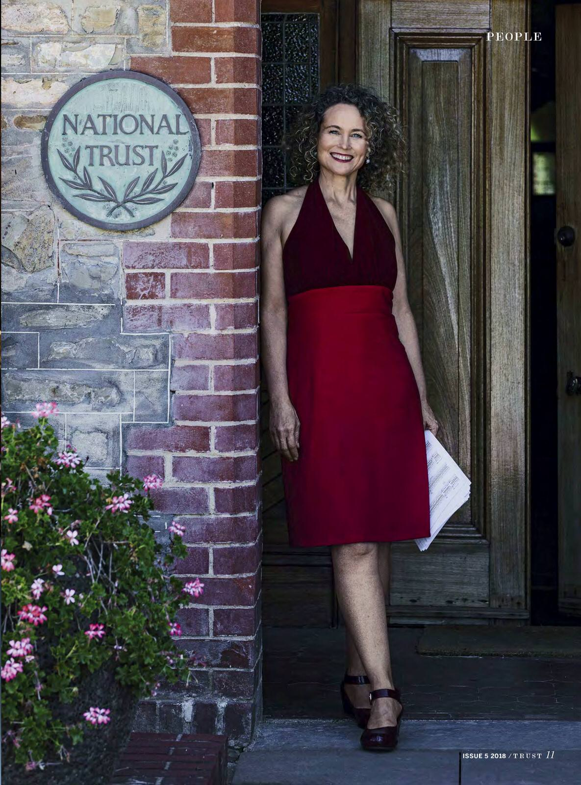 Marnie Hawson, Melbourne lifestyle photographer for The National Trust