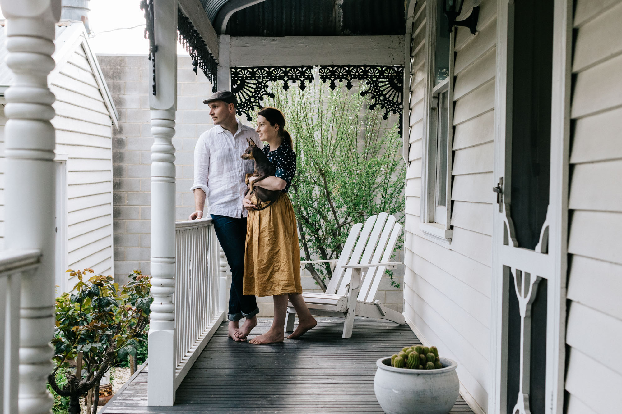 Marnie Hawson, Melbourne purpose-driven interior photographer for Riddells Creek weatherboard cottage and Country Style magazine.