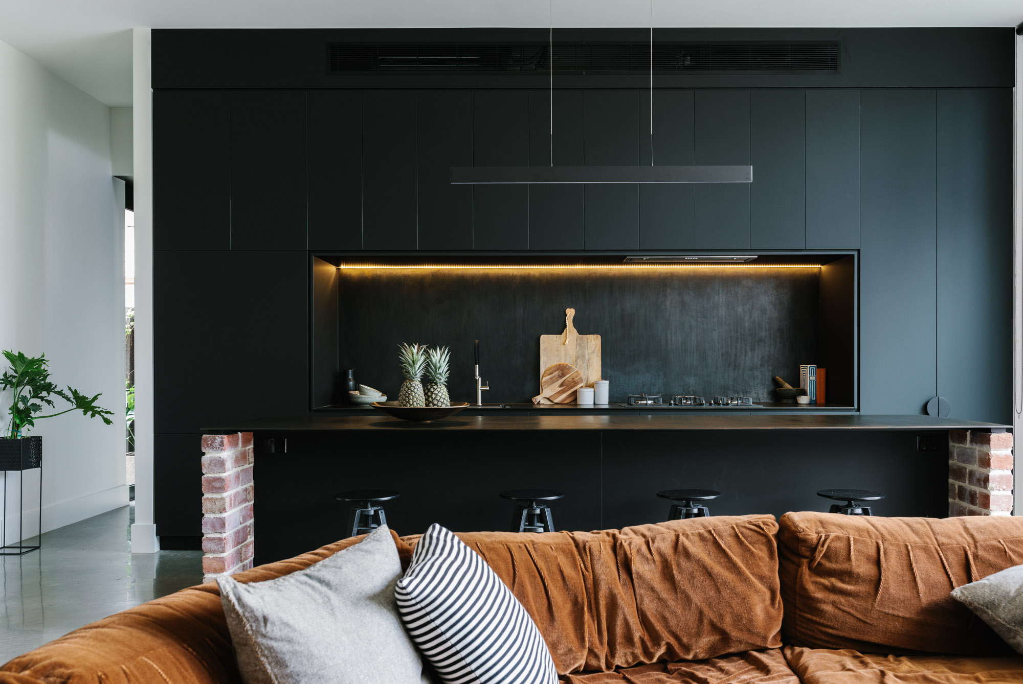 Melbourne interior photographer, Marnie Hawson, for MLS Built. Styled by TRES.