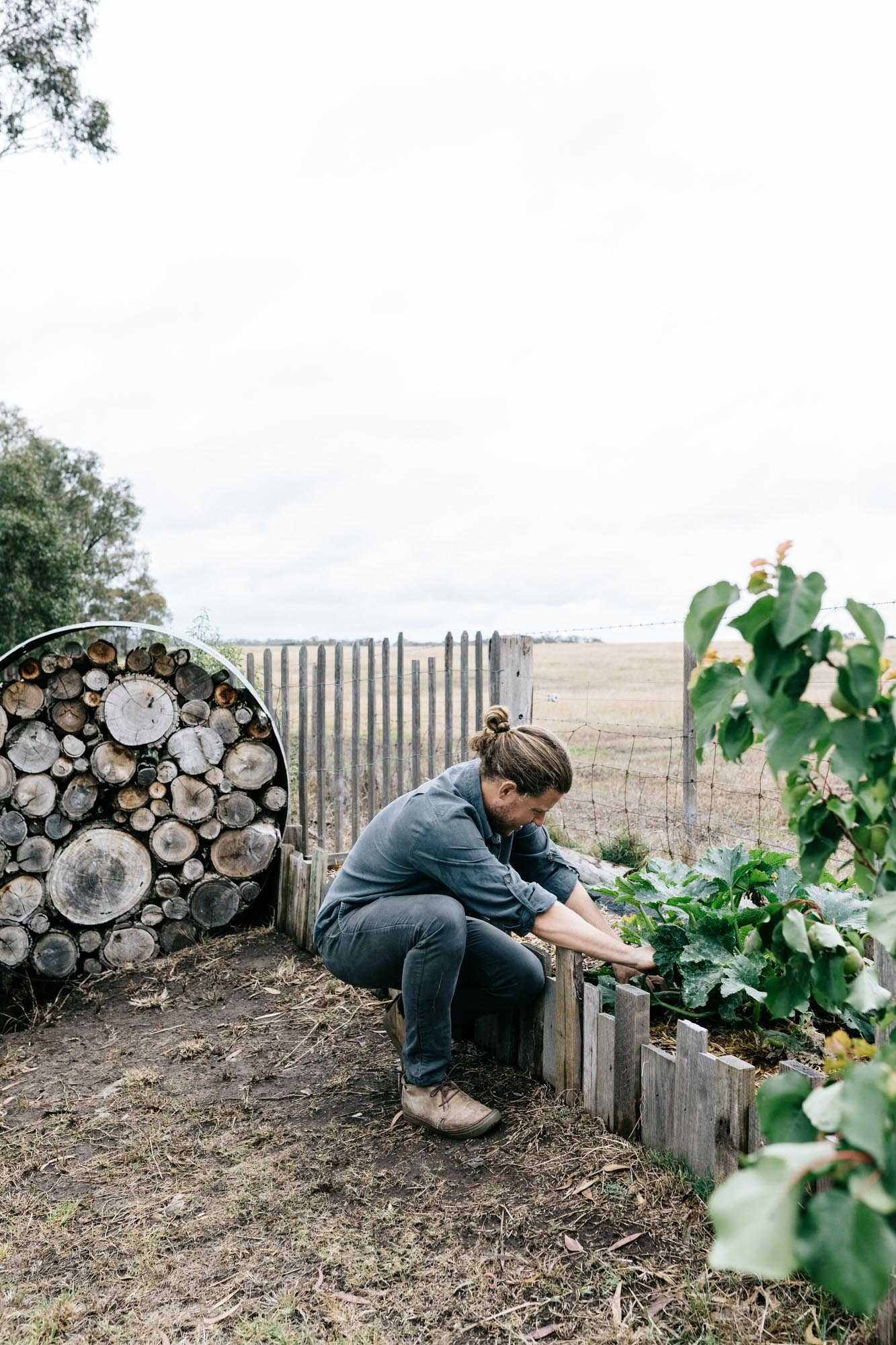 Natural Harry, Bellarine Peninsula for Peppermint magazine. Photo by Melbourne interior photographer Marnie Hawson.