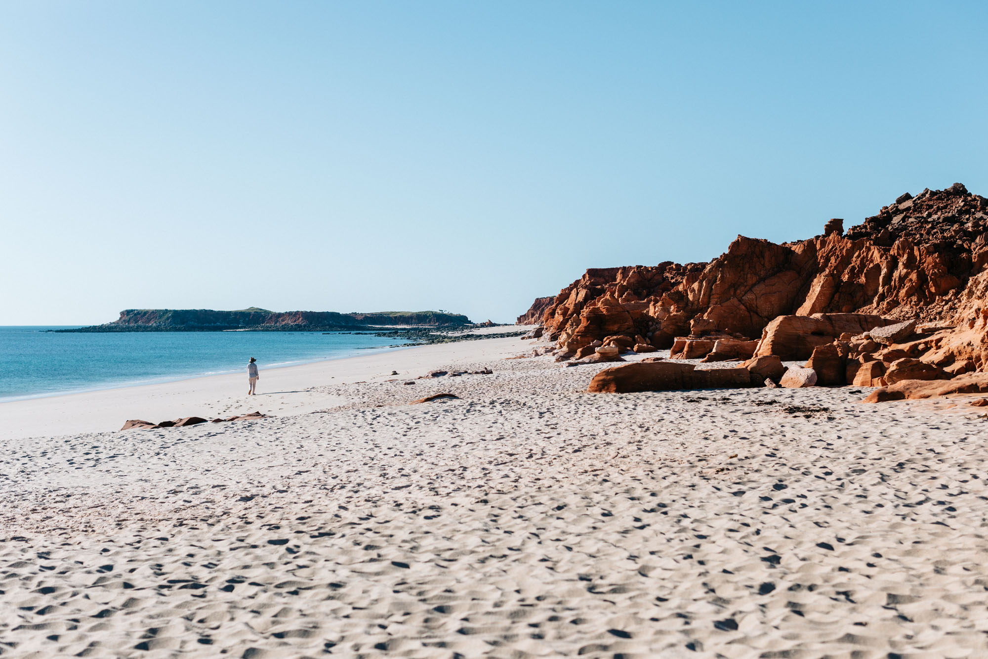 Melbourne purpose-driven travel photographer, Marnie Hawson for Tourism Western Australia and Country Style - Dampier Peninsula and Cape Leveque.