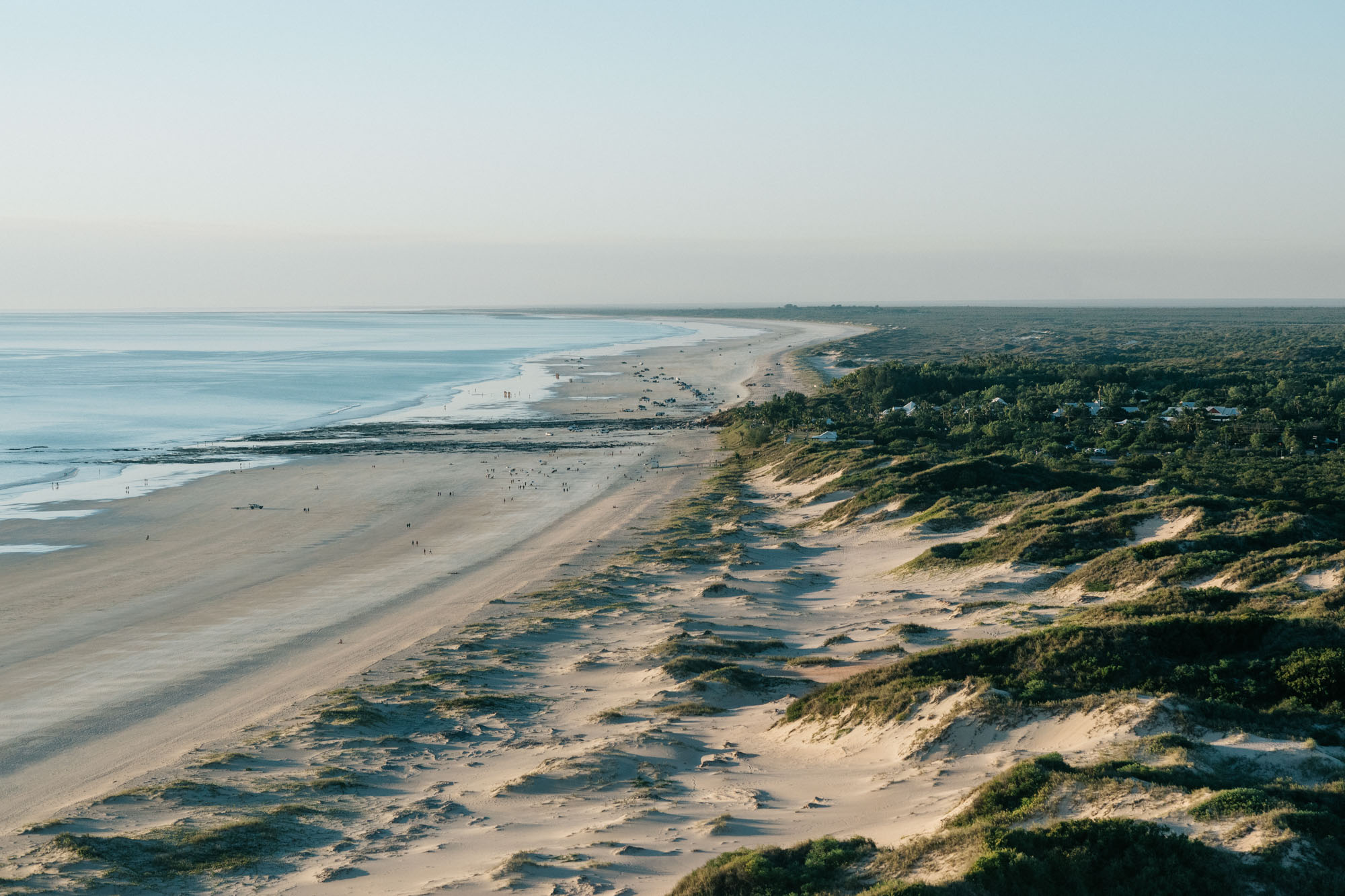 Melbourne purpose-driven travel photographer, Marnie Hawson for Tourism Western Australia and Country Style - Broome, Cable Beach.