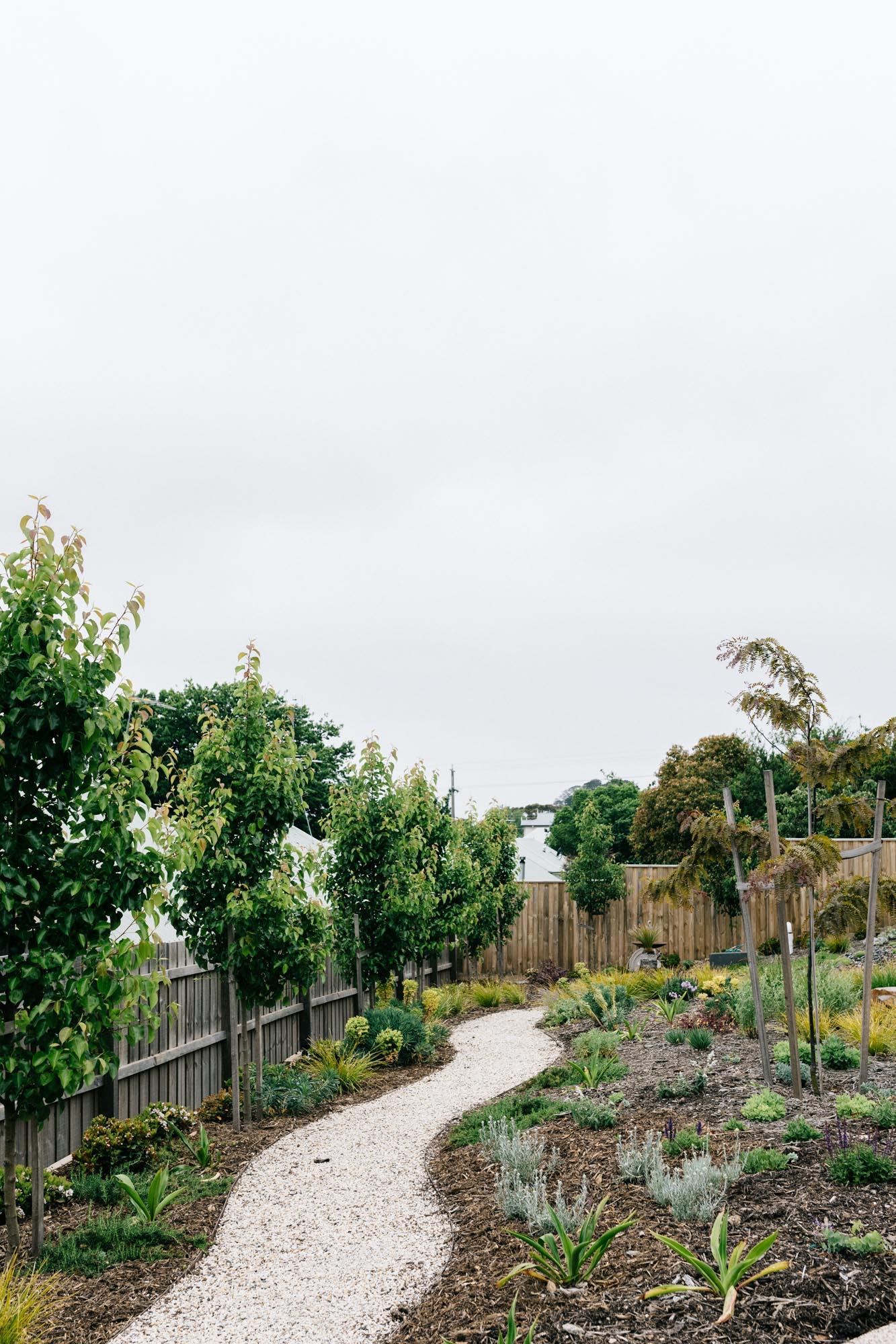 Kathleen Murphy Landscape Design - Gisborne VIC. Photography by Melbourne lifestyle photographer Marnie Hawson.