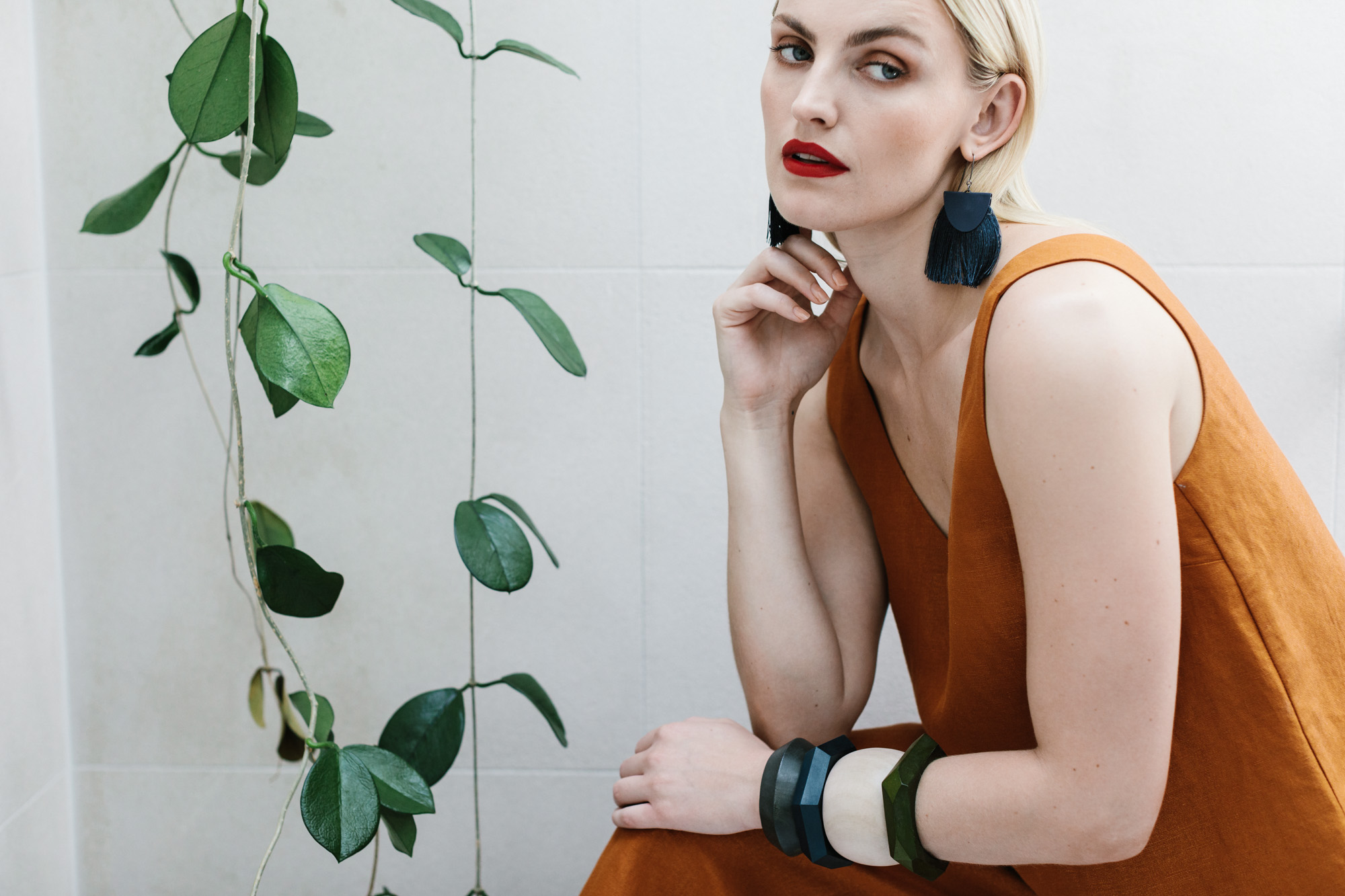 Melbourne ethical fashion photographer Marnie Hawson for ELK SS19-20
