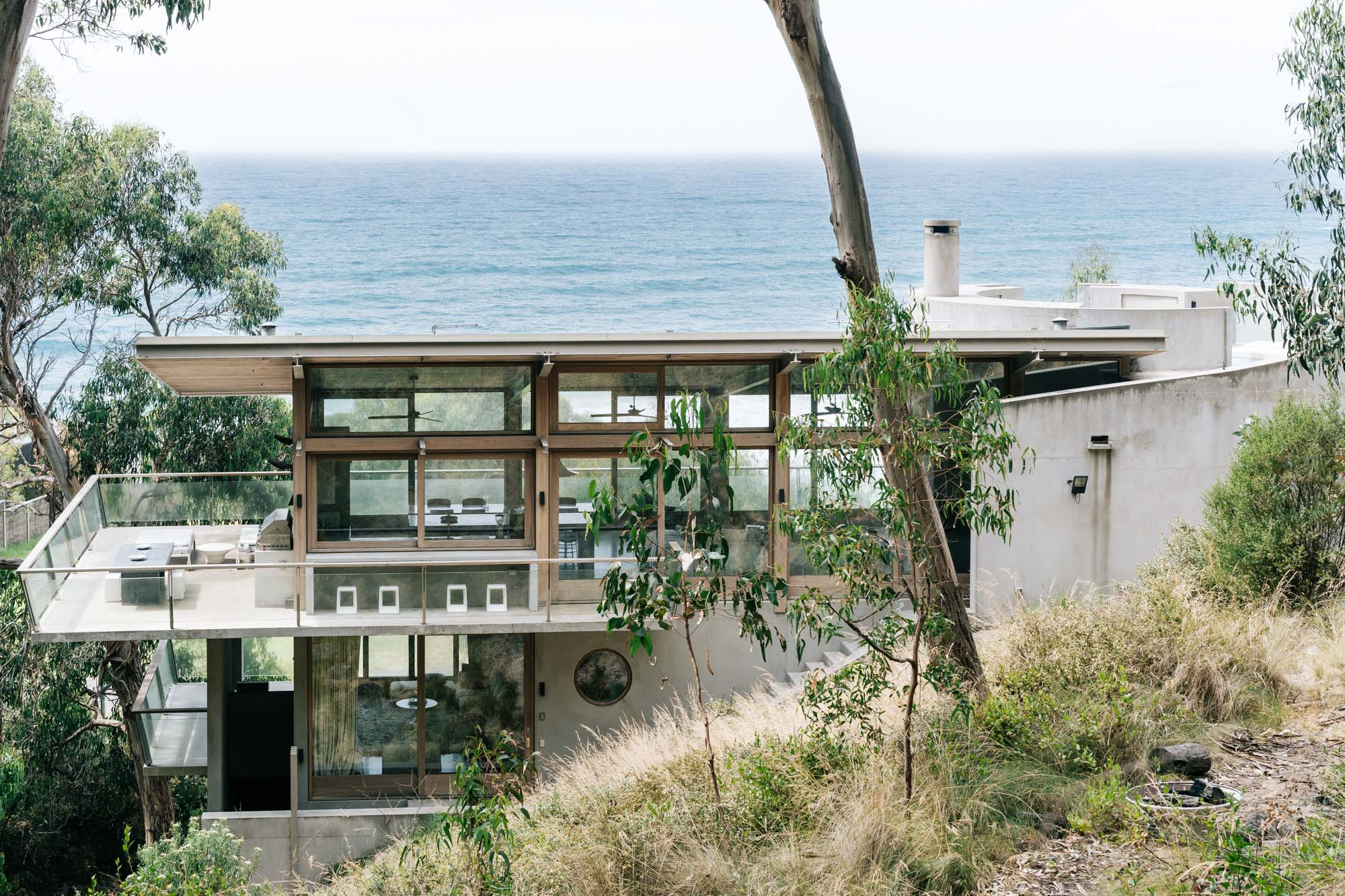 Ocean House, Lorne for Rob Mills Architecture and Elle Decoration UK