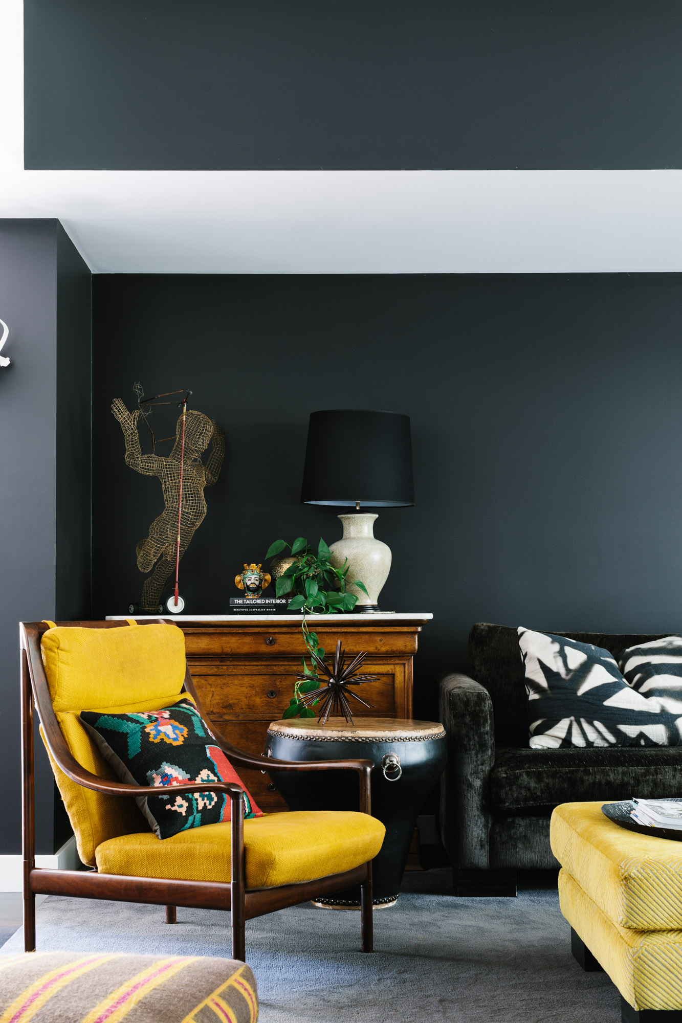 Melbourne interior photographer, Marnie Hawson for Steph Desira, Malvern East. Styling by Inside Story.