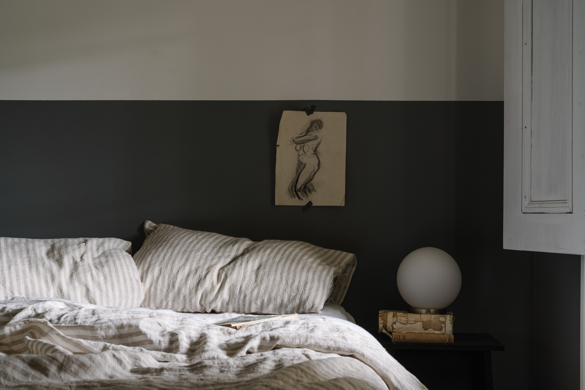 Marnie Hawson, Melbourne ethical photographer for Major Minor wares - small batch linen. Shot at The Estate Trentham with styling by Inside Story (Lynda Gardener & Belle Hemming Bright).