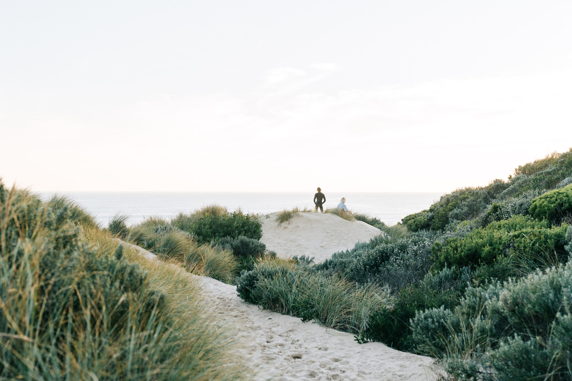 Purpose-driven photographer Marnie Hawson for sustainable design and building company The Sociable Weaver (The Bungalow, Cape Paterson Eco-Village).